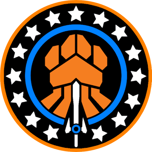Woofheim Star Fleet Logo